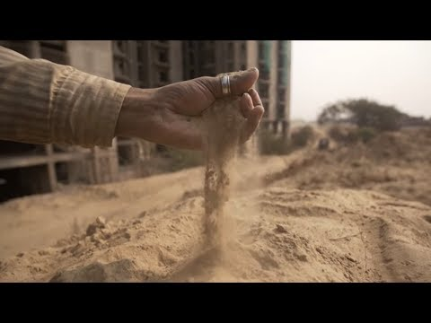 Drawing the line in India's sand mining industry