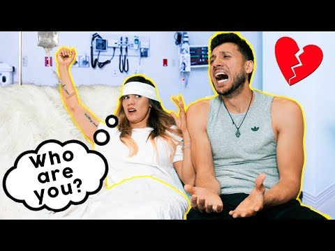 I LOST MY MEMORY PRANK ON BOYFRIEND! *HE CRIED* | The Royalty Family