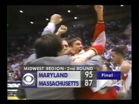 Maryland UMass 1994 Highlights