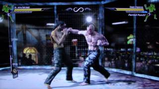 Supremacy MMA gameplay pt4