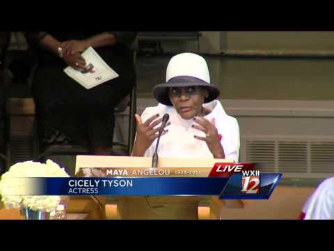 Full Remarks: Actress Cicely Tyson