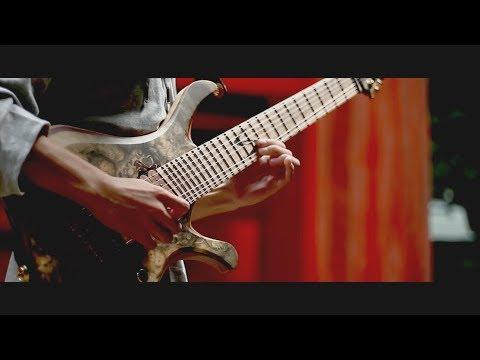 Periphery - Pale Aura: Mark Guitar cover by Ruina / Skervesen Swan7