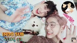 [INDO SUB] Mini Vlog #3 Keluarga Bahagia (bersama Babyblue dan Littlebrown)