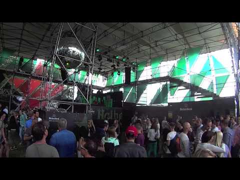 Jimmy Carris at Indian Summer Festival