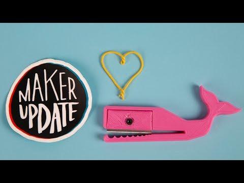 Maker Update: Exploding Vader