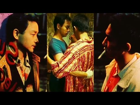 張國榮 漫天風雨(1989重唱版) 詞湯正川 曲李雅桑 - YouTube