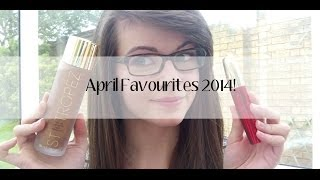 April Favourites 2014 + Giveaway Thumbnail