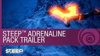 Steep – Adrenaline Pack Trailer [US]