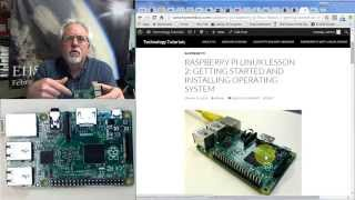 Raspberry Pi Linux LESSON 2: Formatting SD Card and Installing Operating System