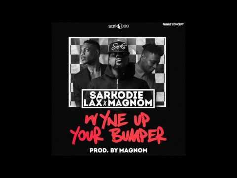 Sarkodie - Wyne Up Your Bumper ft. Magnom & LAX (Audio Slide)