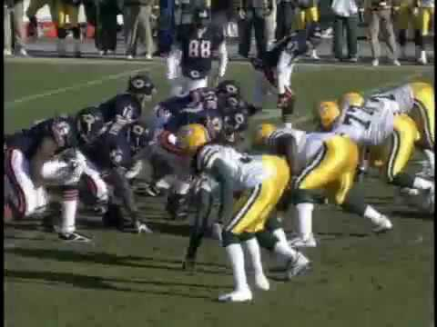 2005 Packers @ Bears Week 13 HIGHLIGHTS