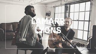 LAMARR LYONS - Crazy (Gnarls Barkley Cover) | BVO Sessions LA