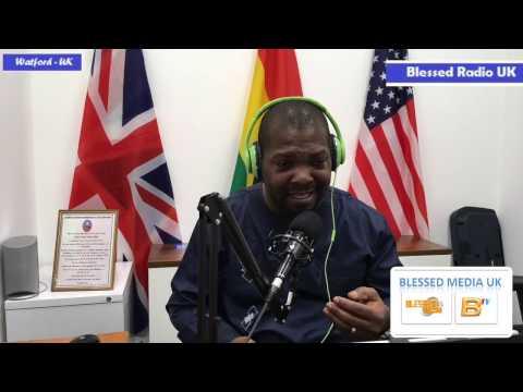 Rev David Appoh | Open Doors Prayer Min.