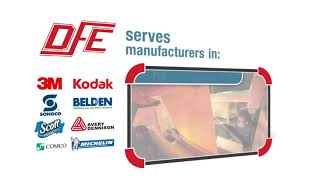We're Dover Flexo Electronics - The Tension Control Specialists