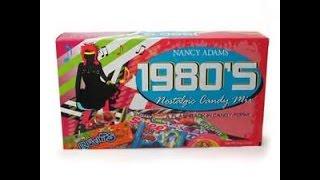 UNBOXING: 1980s Nostalgic Candy Mix