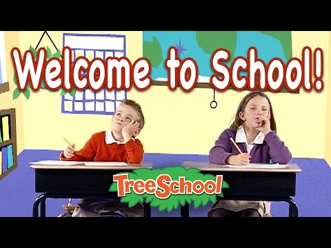 Welcome to School — Signing Time — TLH TV