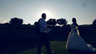 Сватбената приказка на Анастасия и Анатоли от сватбена Агенция Диаманти