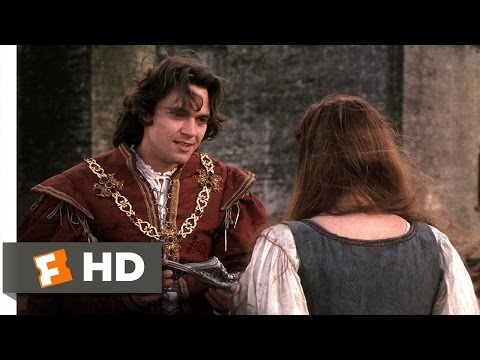 Ever After (5/5) Movie CLIP - Henry Proposes (1998) HD