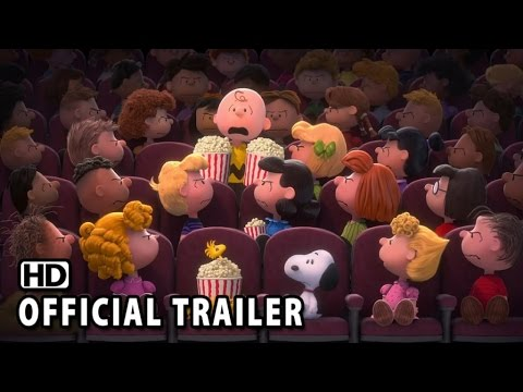 Peanuts Official Trailer (2015) - Snoopy, Charlie Brown Movie HD