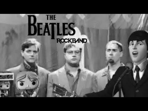 The Barenaked Ladies sing A Hard Day's Night