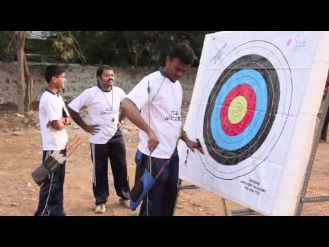 chennai archery academy training