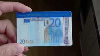 EUR/SKK - a lenticular conversion card