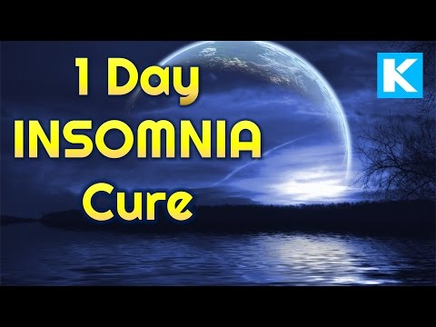THE ULTIMATE INSOMNIA CURE - You Will Fall Asleep Every Night After Watching this