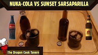 Nuka-Cola VS Sunset Sarsaparilla - Fallout - [The Dragon Cook Tavern]