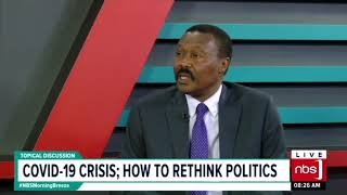 COVID-19 Crisis: How to rethink politics Part 1| NBS Topical Discussion
