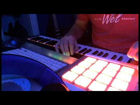 Live Performance Test Jam