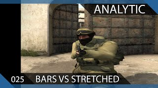 Black Bars vs Stretched FPS Test in CS:GO