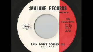 The Reflections - Talk Don