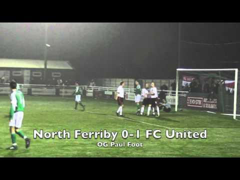 North Ferriby 1-1 FC United 15 Mar 2011