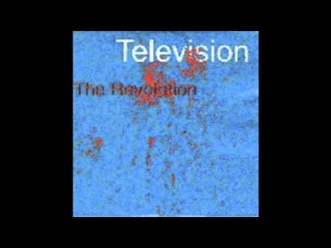 Television - The Revolution / Big Jo / Hoo (1992)