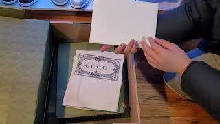 Unboxing Limited Edition Gucci X The North Face- Over Size T Shirt