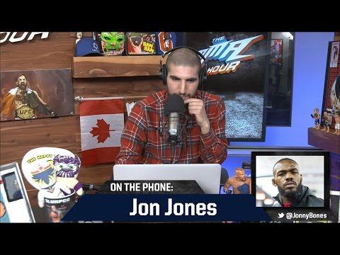 Jon Jones Denies Wrongdoing in Alleged Drag Racing Incident