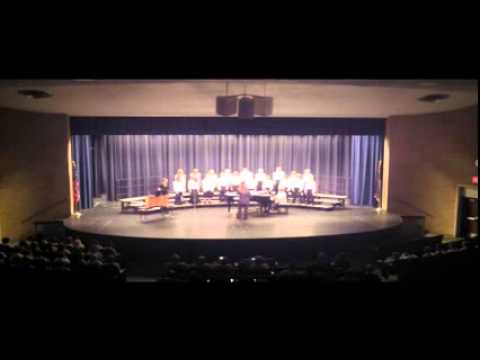 Smoky Valley Middle School 7th & 8th Grade Choir and Orchestra Concert