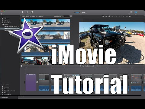Download Youtube: iMovie for Beginners