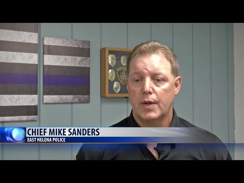 East Helena welcomes new police chief