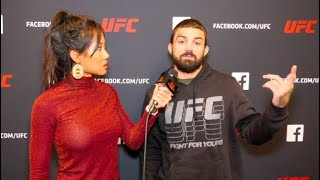 Mike Perry Reflects On Mistake For Missing Weight UFC 255