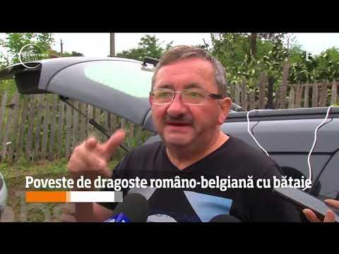Belgian venit în România după iubita sa, bătut bine de femeie, pe motiv că avea pretenţii sexuale