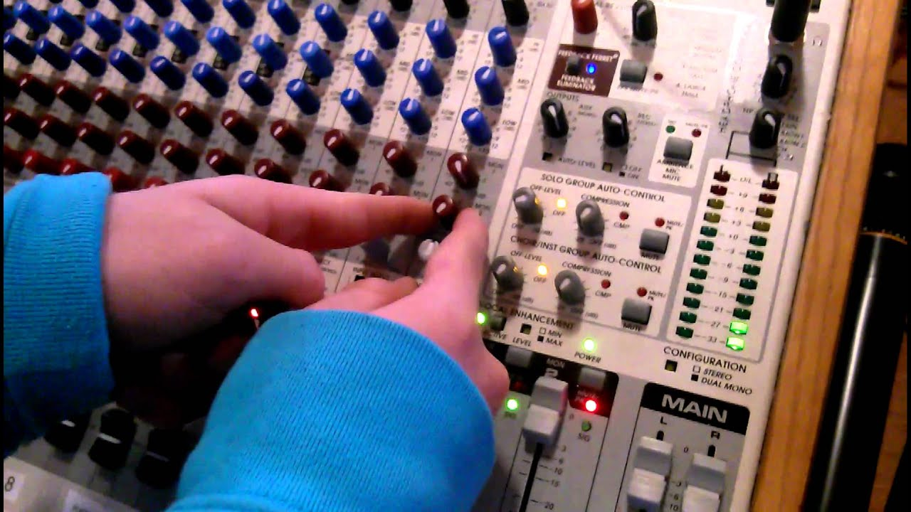 maxresdefault sound system setup in a church youtube  at readyjetset.co