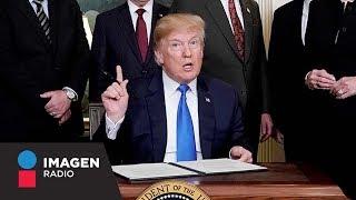 ¿Trump se venga y demanda a China y a México ante la OMC? ...