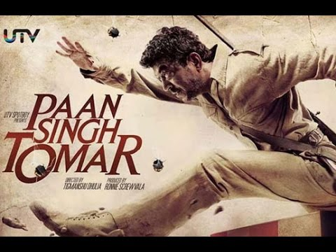 Trailer do filme Paan Singh Tomar
