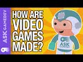How Are Professional Video Games Made? S
