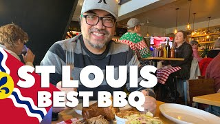Trying St. Louis best barbecue   Salt and Smoke vs. Pappy's   St. Louis Food & Travel