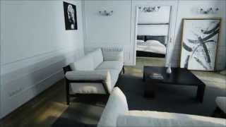 Unreal Engine 4 - Unreal Paris Virtual Tour Demo [60FPS]
