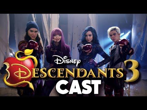 DESCENDANTS 3 CAST  Dream Cast List