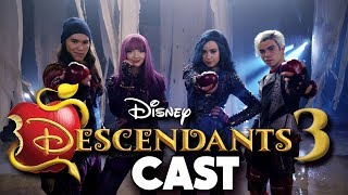 DESCENDANTS 3 CAST - MY DREAM CAST LIST