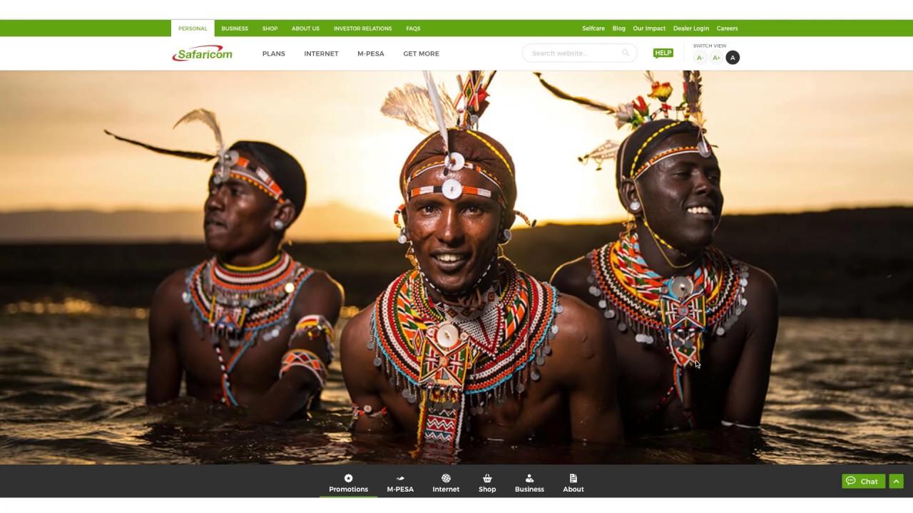 Senior management - Safaricom